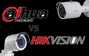 مقایسه دوربین های داهوا و هایک ویژن