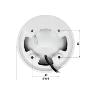 دوربین داهوا مدل 1400EMP-A