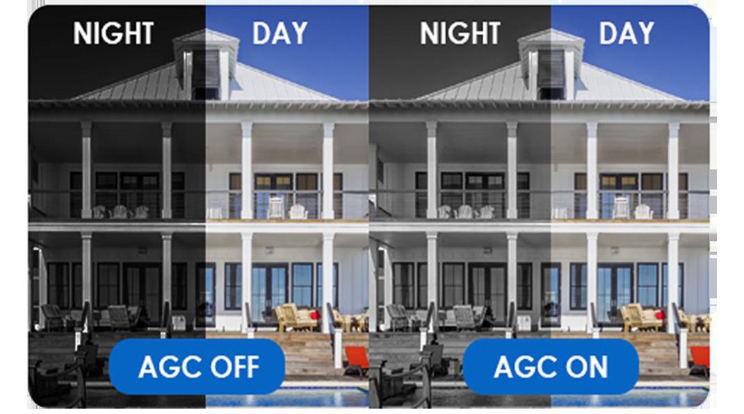 AGC برایتون دوربین IPC70520B17